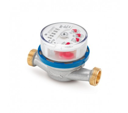 Квартирный счетчики холодной воды Zenner ETK-N-AM 40°C Ду15 Qn1,5 L110 G3/4
