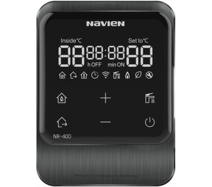 Умный NAVIEN wi-fi пульт NR40-D