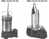 Погружные дренажные насосы TS40/10