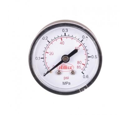 Манометр, диаметр 50 мм. (осевое подключение) XPS-S