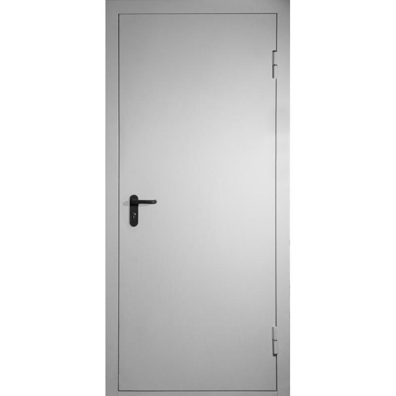 стальная дверь 2100х900
