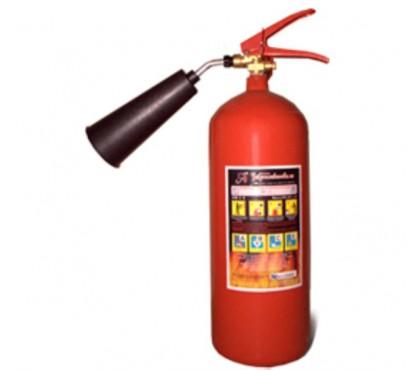 Огнетушитель углекислотный ОУ-1