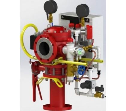 Контрольно-пусковой узел управления КПУ У-С150/1,6 Вз(Э220)-ВФ.04-Спринт-150
