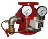 Узел управления спринклерный водозаполенный (DN 100)  УУ-С100/1,6В-ВФ.О4*