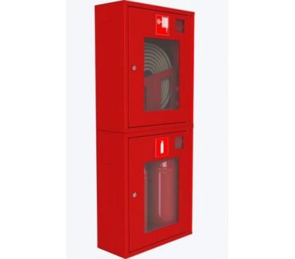 ШКАФ ПОЖАРНЫЙ ШПК-320Н ОТКРЫТЫЙ (Красный)