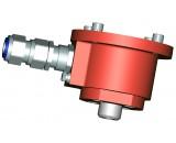 Сигнализатор давления с маркировкой взрывозащиты 1ExdIIBT4 с с кабельным вводом