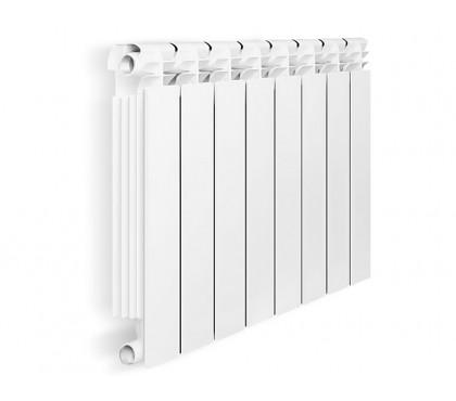 Алюминиевые литые радиаторы Halsen 500/96