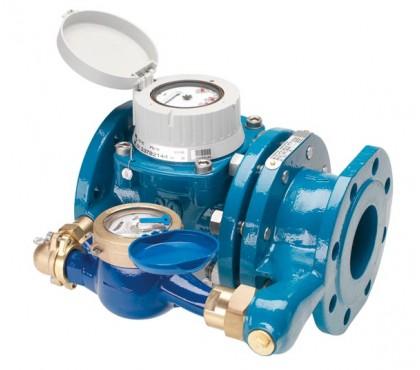 Турбинные счетчики воды WPV-N40°C DN150/40 Qn150/2,5 L500