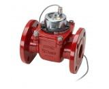 ZENNER VMT PG (WPH-I 150°C DN65 с имп.  100L/Imp., фланцы