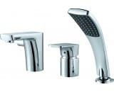 DA1434901 Врезной смеситель для ванны