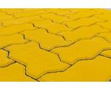 Волна Желтый 240х135 60 мм