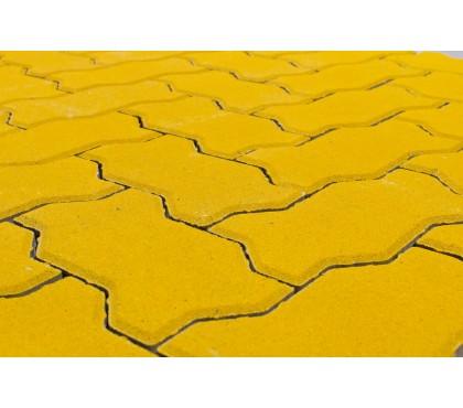 Волна Желтый 240х135 70 мм